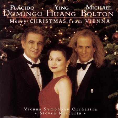 Merry Christmas From Vienna (CD) ()