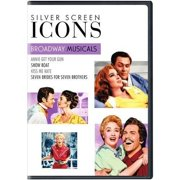 Silver Screen Icons: Broadway Musicals by