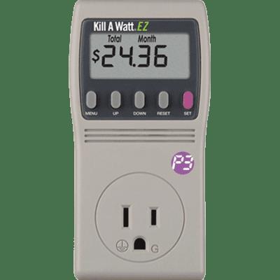 P3 International P4460 Kill A Watt EZ Energy Monitor