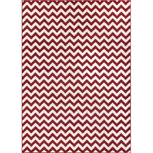 Well Woven Sydney Eli Chevron Modern Area/Oval Rug