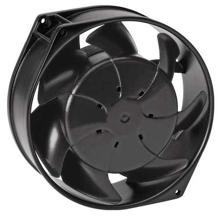 EBM-PAPST W1G130-AA49-01 Axial Fan,Round,115V,218 CFM