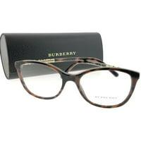 6ef74ec8cc Product Image Burberry BE2245362452 Women s Tortoise Frame Clear Lens Genuine  Eyeglasses NWT