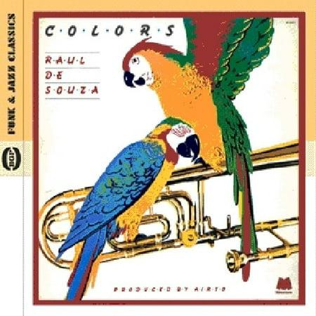Colors (CD) (De Colores Cd)