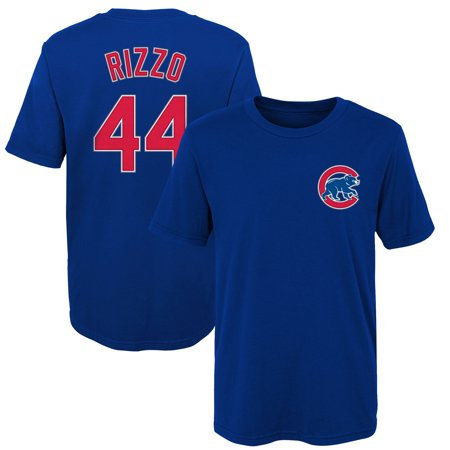 Back To School Clothing Sale (Anthony Rizzo Chicago Cubs Preschool Player Name & Number T-Shirt -)