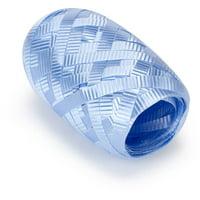 Light Blue Curling Ribbon, 1 Roll