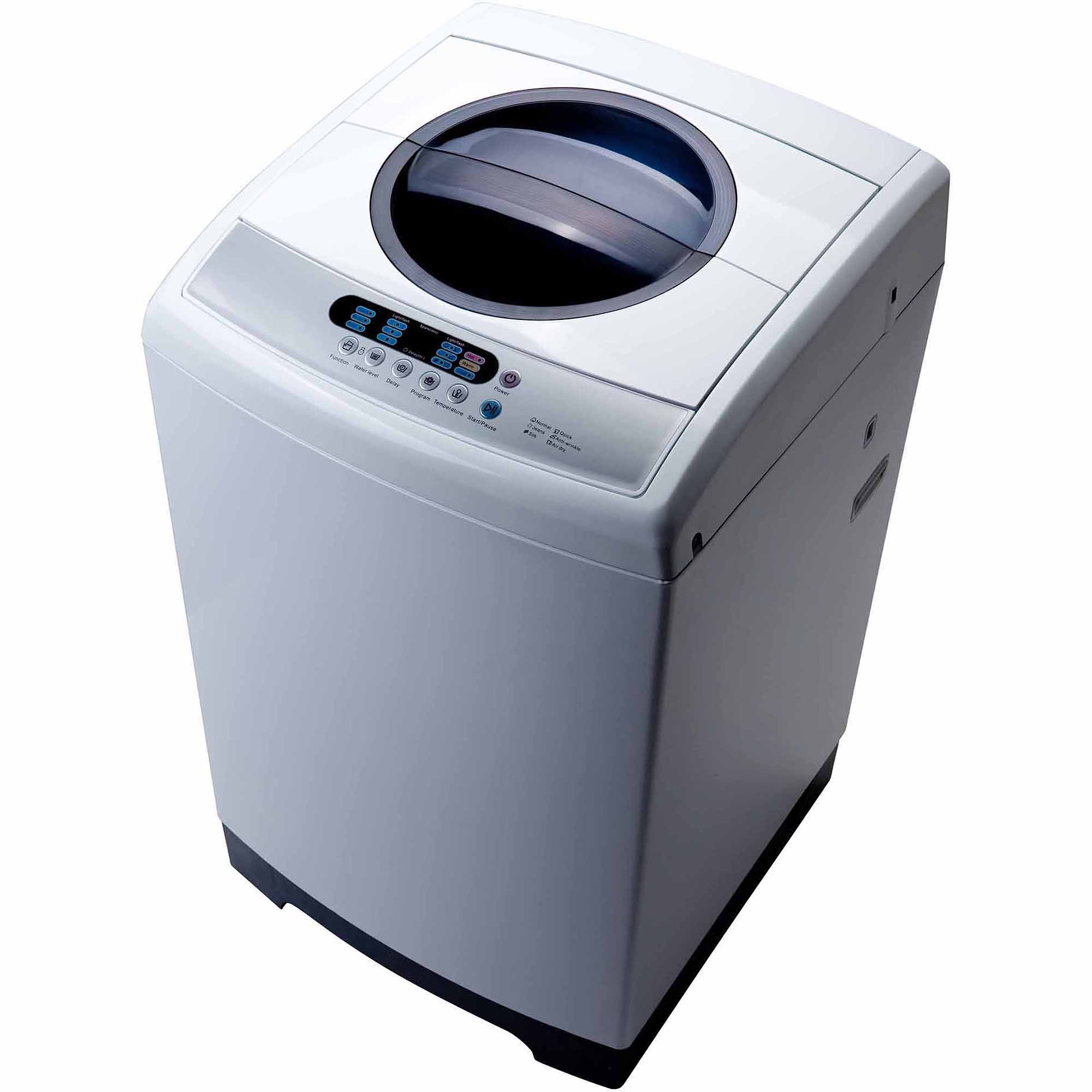 RCA 1.6 cu ft Portable Washer, White