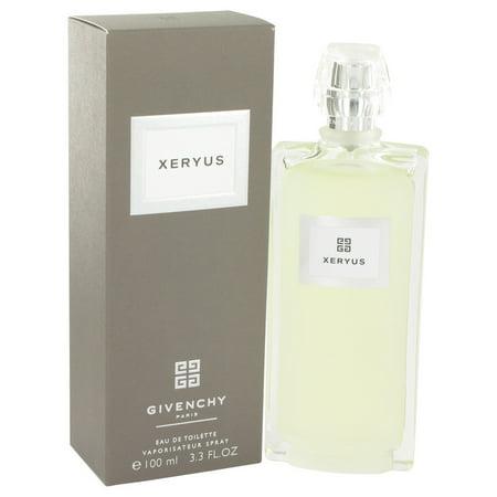 Amarige De Givenchy Edt Spray (Givenchy XERYUS Eau De Toilette Spray for Men 3.4)