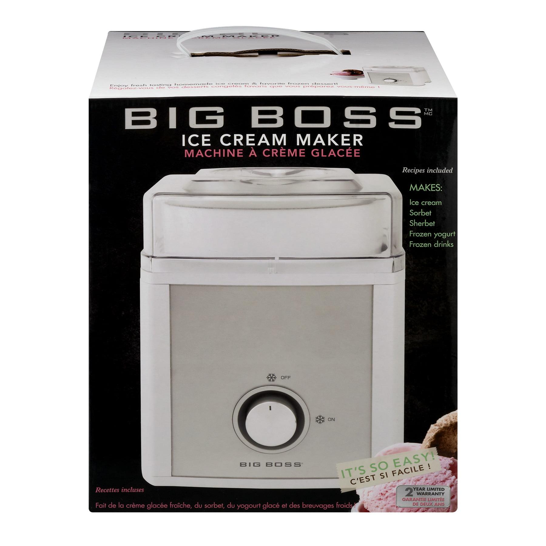 Big Boss Ice Cream Maker, 1.0 CT