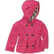 Pink Platinum Baby Girls' Pea Coat With
