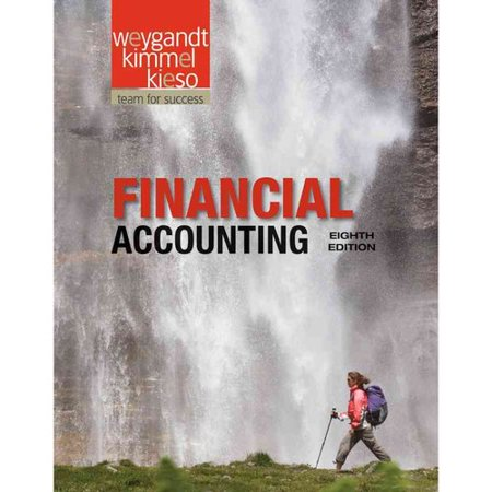 Financial Accounting by Jerry J Weygandt