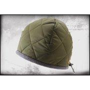 icebox dohm 79-1 denali winter hat - green, medium-large