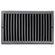 "Brass Elegans 116G 6"" X 10"" Contemporary Series Solid Brass Air Return  Vent"