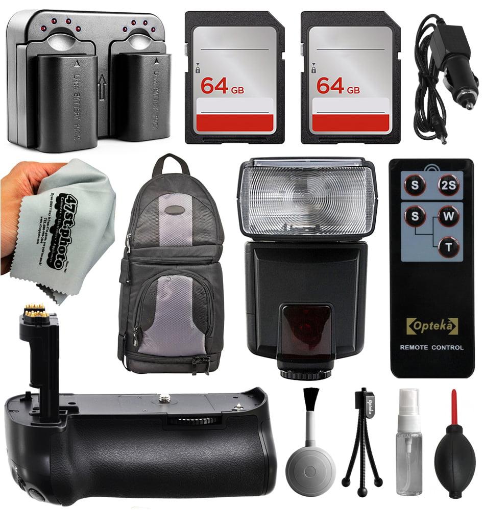 Power Accessories Package for Nikon D5100 D5200 D5300 inc...