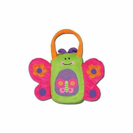 Butterfly Blankie Buddies by Stephen Joseph - SJ1009-25