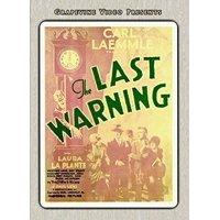 The Last Warning (1929) (DVD)