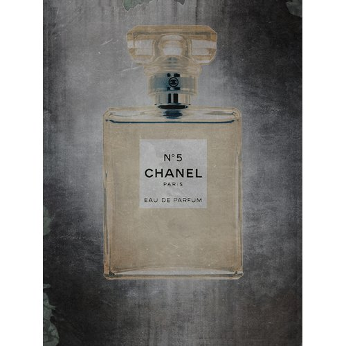 Graffitee Studios Feminine/Romance Chanel No. 5 Graphic Art on Wrapped Canvas