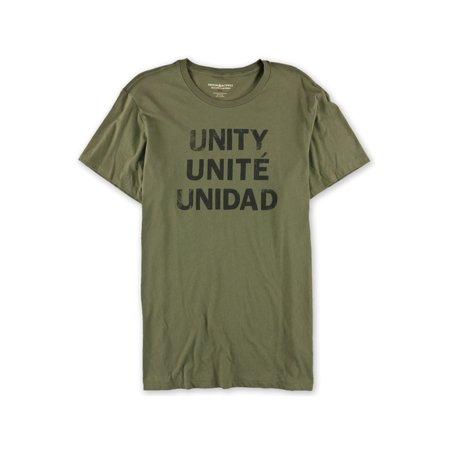Ralph Lauren Mens Unity Graphic T-Shirt
