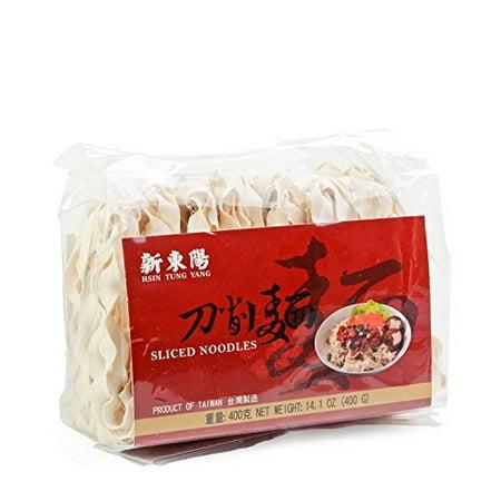 Hsin Tung Yang Sliced Noodle 14.1oz (Pack of 3)