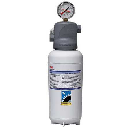 3M WATER FILTRATION PRODUCTS ICE140 S Water Filter System3 8In NPT2 1g