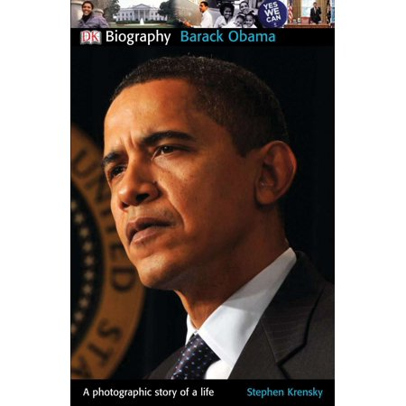 DK Biography: Barack Obama - Barack Obama Masks