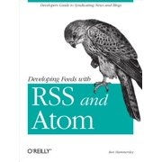 Developing Feeds with RSS and Atom - eBook