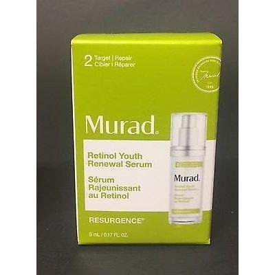 murad retinol youth renewal serum travel size 0 17 oz