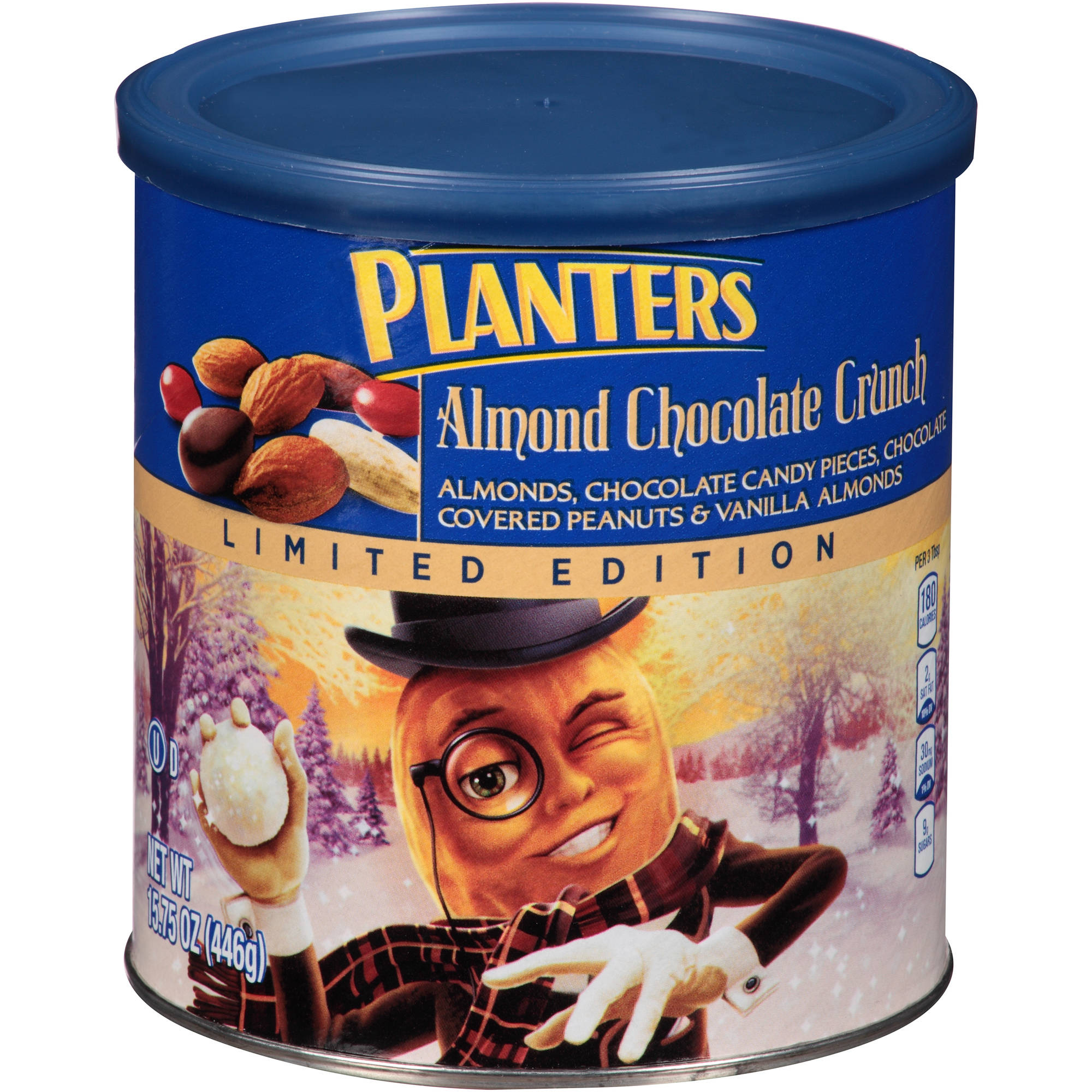 Planters Limited Edition Almond Chocolate Crunch, 15.75 oz