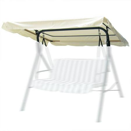 Yescom 63 3 4x47 1 4 Deluxe Outdoor Swing Canopy