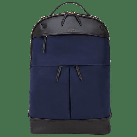 15 Newport Backpack, Navy - Navy Backpacks