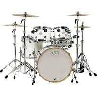 DW Design Series Drum Set 22/10/12/16/14 - Gloss White