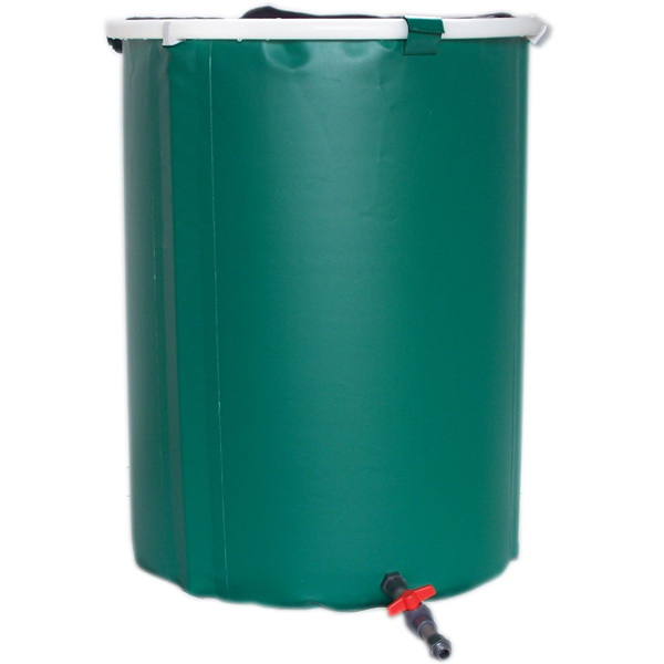 Bosmere K756 Pop Up Water Barrel 50 gallon