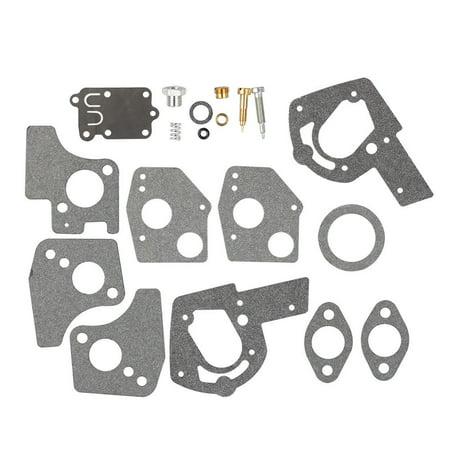 HIPA Gasket Diaphragm for Briggs & Stratton Carb Rebuild Overhaual Kit 495606 494624 60200 62097 145200