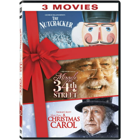 The Nutcracker / Miracle on 34th Street / a Christmas Carol - Walking On The Street Halloween