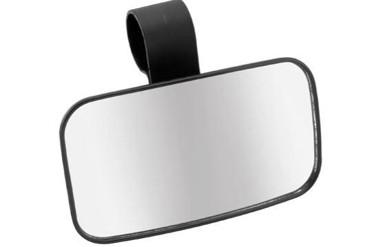 Rear//Side View Mirror Quad Boss 18029QB
