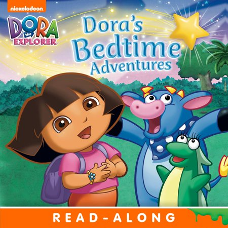 - Dora's Bedtime Adventures (Dora the Explorer) - eBook