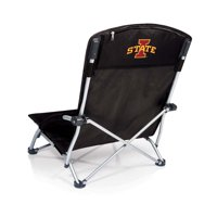 Iowa State Cyclones - Tranquility Portable Beach Chair by Picnic Time (Red)