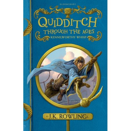 QUIDDITCH THROUGH THE AGES](Quidditch Pads)