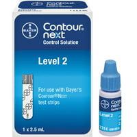 Contour next level 2 control solution part no. 7314 (1/box)