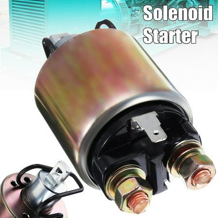 Solenoid Starter Relay Switch F/ Kipor Kama KM186F 12V Diesel Generator Part - image 5 de 9