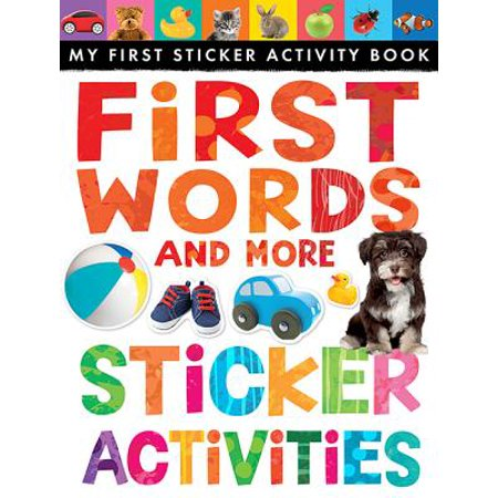 Stickers And More (First Words and More Sticker)