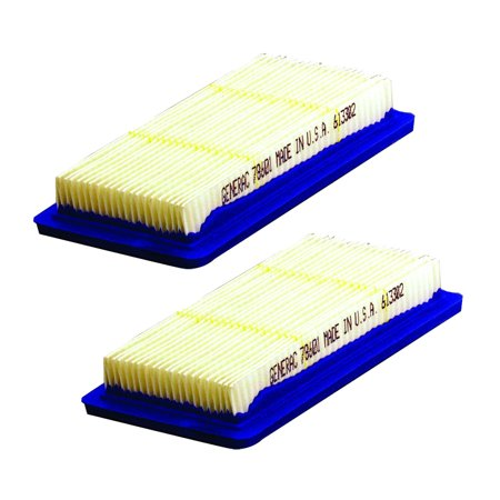 Briggs and Stratton 2 Pack Air Filter # 78601GS-2PK - image 1 de 1