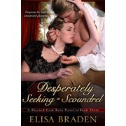 Desperately Seeking a Scoundrel - eBook