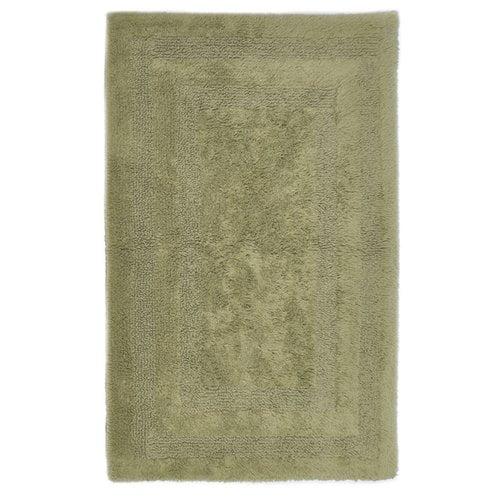Caro Home Reversible Cotton Bath Rug