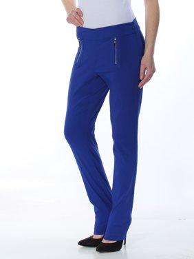 3f888662b Product Image INC Womens Blue Skinny Pants Size: 0