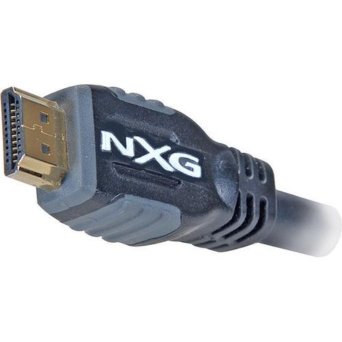 NXG Onyx Series 3.2 ft. HDMI Cable 1.4 High-Speed with Ethernet NX-HDMI-1X HDMI Cable