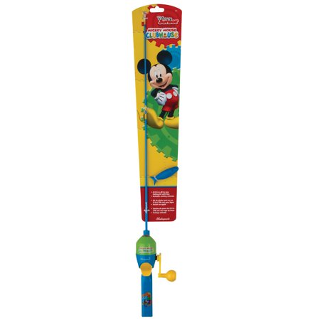 Shakespeare Mickey Mouse Youth Fishing Kit