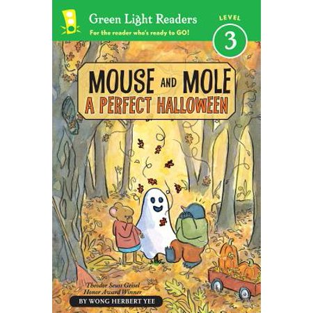 Mouse and Mole: A Perfect Halloween (reader) - Halloween Mouse Meatballs