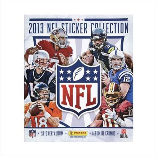 Panini NFL 2013 Sticker Book
