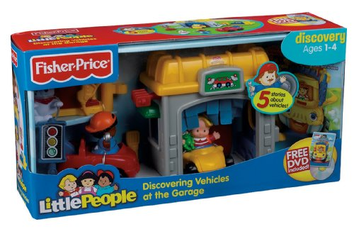 Fisher Price Little People Mini Garage Walmart Com Walmart Com
