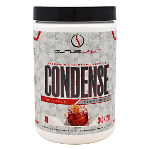 PURUS LABS ConDense - Natural Sangria Lemonade - 40 Servings